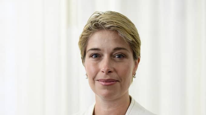 Annika Strandhäll tar över arbetet som socialminister efter Gabriel Wikström Foto: MAJA SUSLIN/TT / TT NYHETSBYRÅN