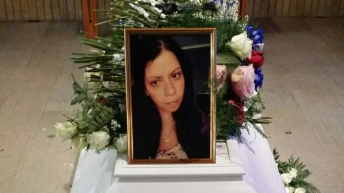 Under tisdagen begravdes Claudia i Skogskapellet i Oskarshamn. Foto: Privat