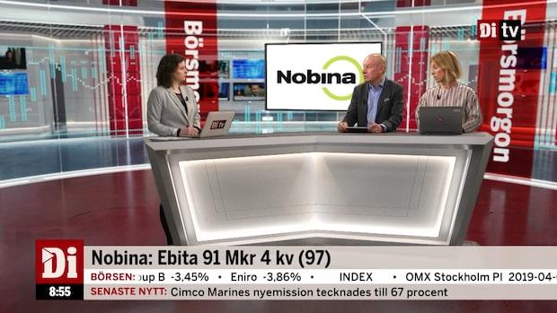 """Nobina: """"De är på rätt väg och vinner fler kontrakt"""""""