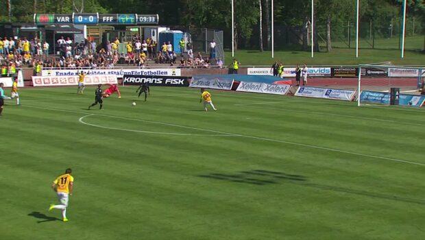 Highlights: Varberg-Falkenberg