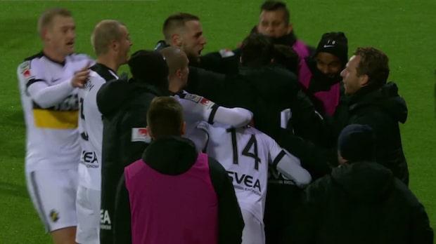Highlights: Östersund-AIK