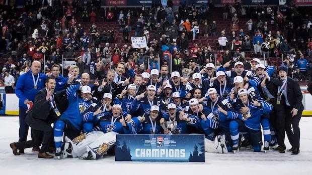 Finland mästare efter dramatisk final mot USA