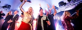 TV-stjärnor går för seger i DJ-battle