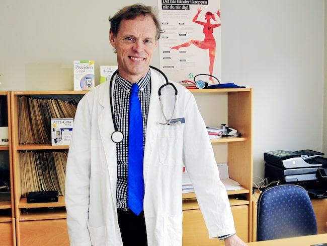 Läkaren Johan Armfelt svarar och ger råd.
