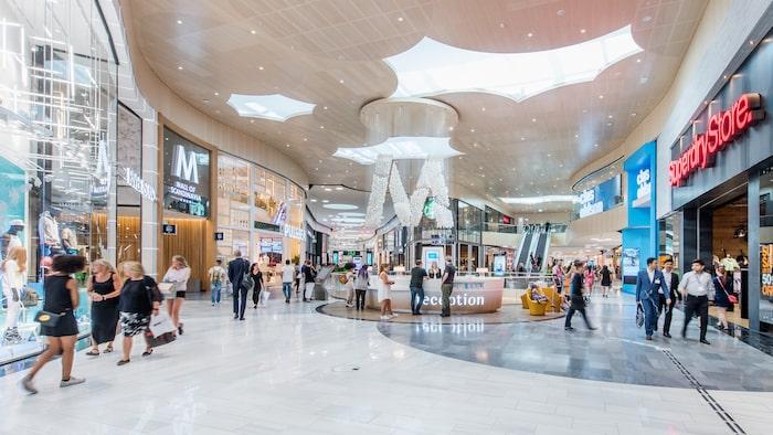 Mall of Scandinavia – Sveriges största galleria. bbe9d4866e45f