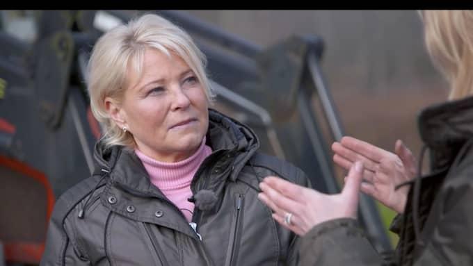 Marie Johnson. Foto: TV4