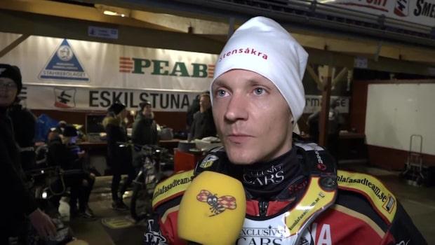 "Fredrik Lindgren: ""Tråkigt - såklart"""