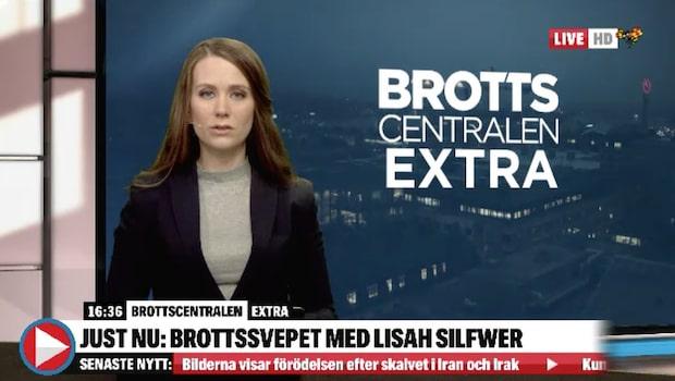 Brottssvepet med Lisah Silfwer tisdag den 14 november