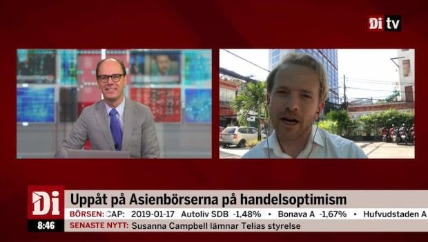 Asienkoll med nyhetschef Björn Rundström