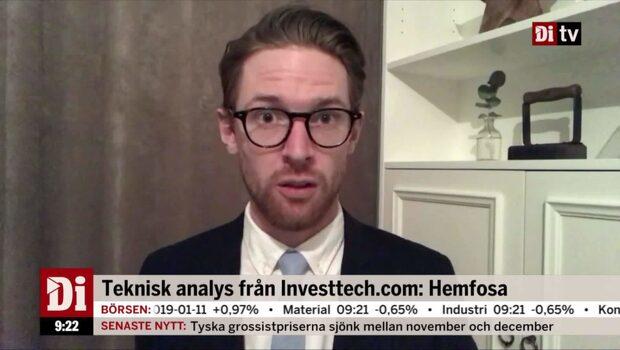Teknisk analys från Investtech