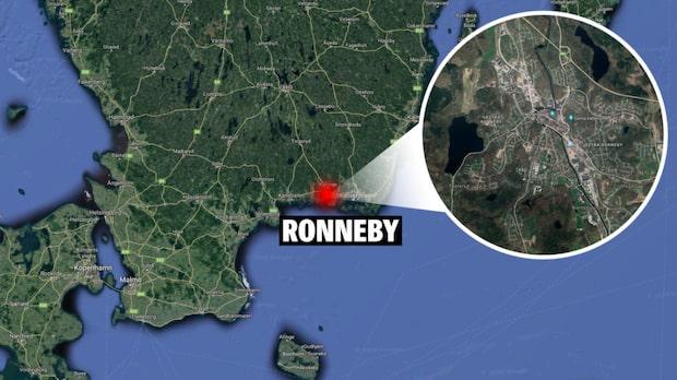 Kvinna gripen efter mordförsök i Ronneby
