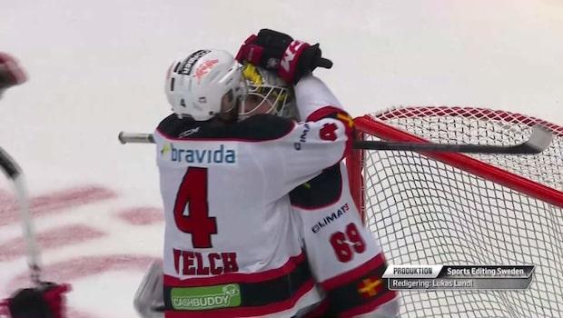 Highlights: Luleå-Malmö 4-5