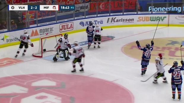 Highlights: Växjö vände och vann – Redhawks ny jumbo