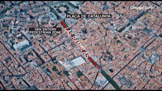 Terrorattack på La Rambla - det här vet vi