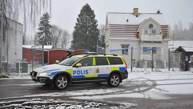 En mångårig medlem i Hells Angels hittades död på HA-nästet i Karlstad för två veckor sedan. Foto: David Hårseth