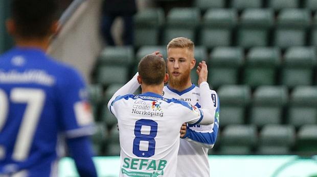 Höjdpunkter: Gif Sundsvall-IFK Norrköping