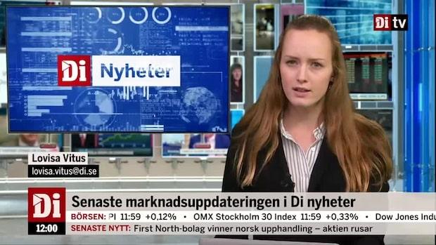 Di Nyheter: Rally för H&M medan Getinge rasar