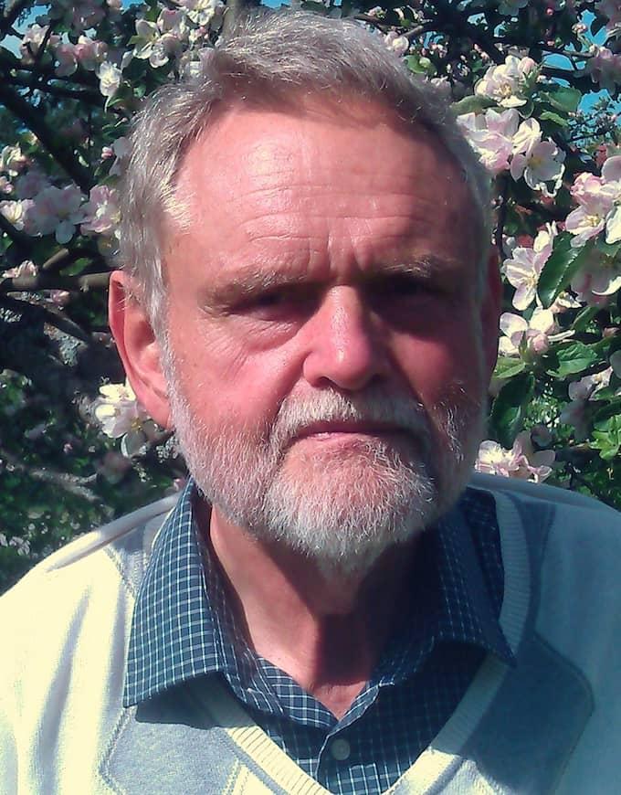 Christer Olsson, legitimerad psykolog. Foto: PRIVAT