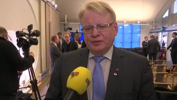 Hultqvist har känt till läckan sen mars 2016