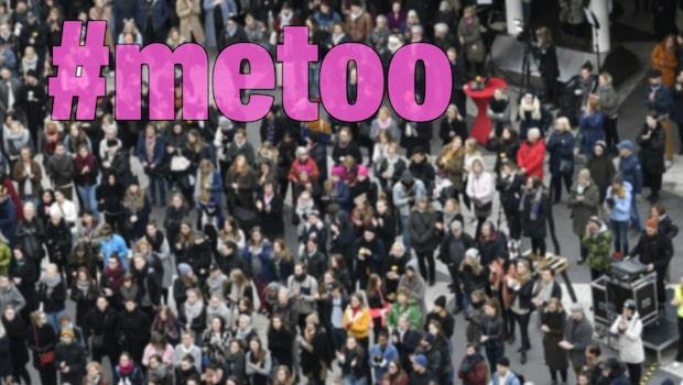 Tusentals slöt upp mot sexuella trakasserier