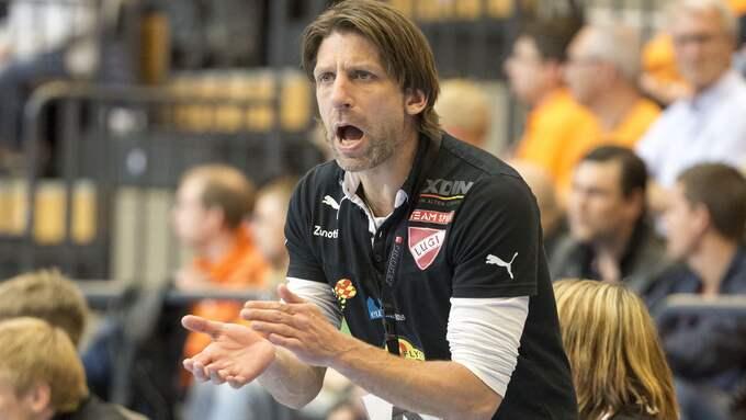 Tomas Axnér fortsätter som tränare i Lugi – och kör vidare i rollen som expert i TV4. Foto: ULF RYD