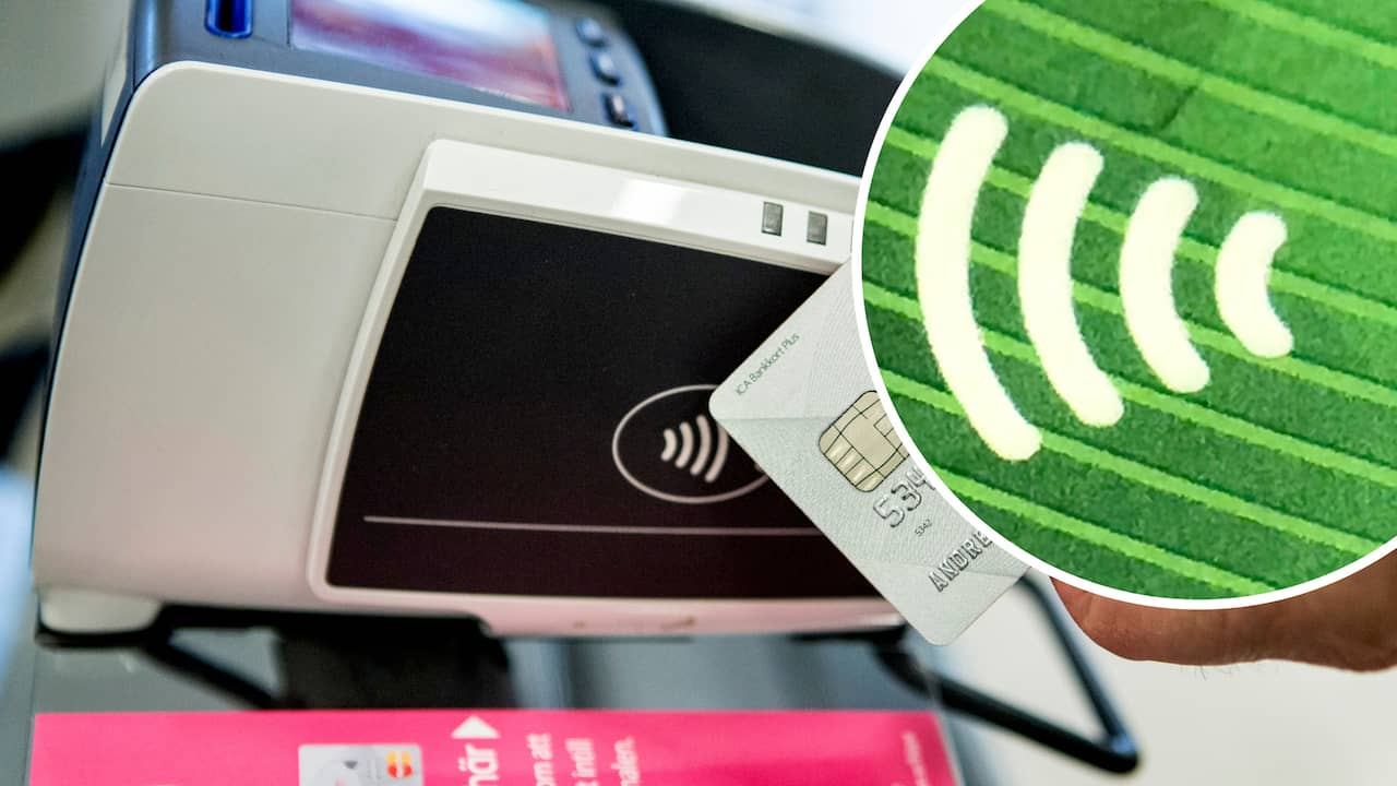 Betala med kort: Ny lag gör betalningar svårare