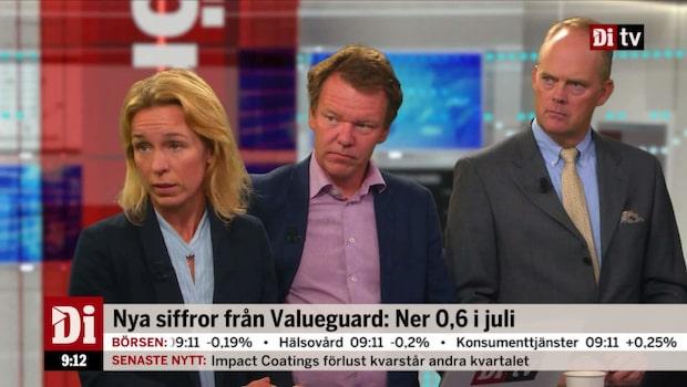 Jeansson: Fortfarande osäkert på bostadsmarknaden
