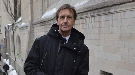 Kjell Andersson, redaktionschef SVT-sporten. Foto: TOMMY PEDERSEN