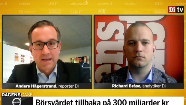 """Smygpremiär för Di:s nya aktieprogram """"Dagens Case"""""""