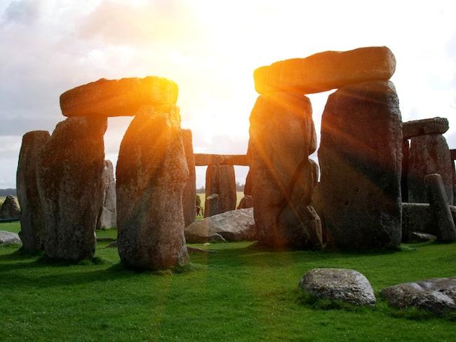 Nu talas det om att det viktigaste med det berömda brittiska stenmonumente kanske var själva byggandet.