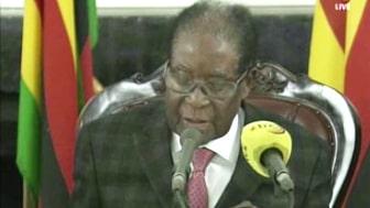 Robert Mugabe vägrar avgå