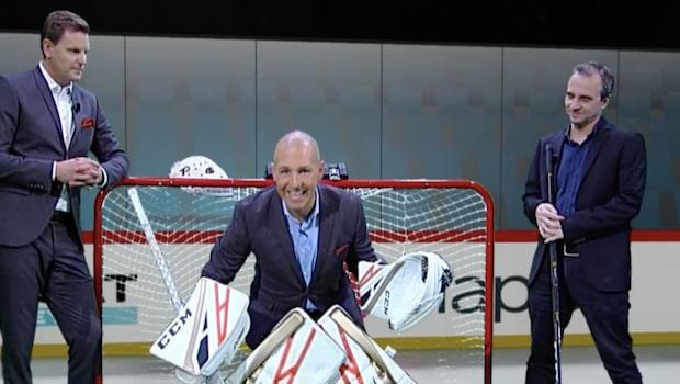 Eriks hockeyskola: Så har målvaktsspelet revolutionerats
