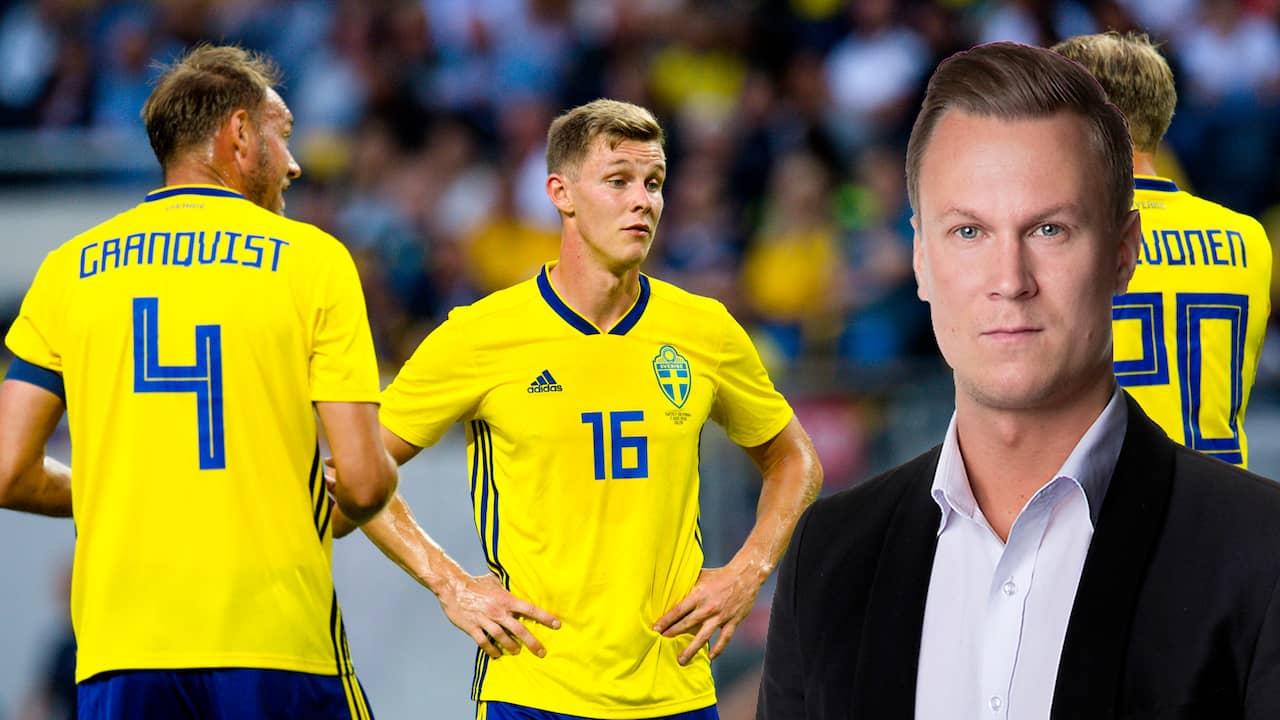 Sverige får gärna förlora med 5-0 031448f85de57