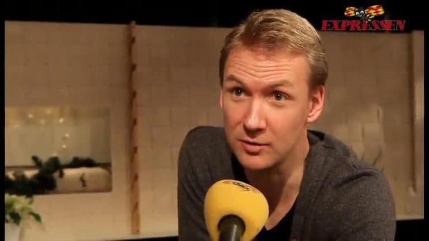 Här är en av Jesper Börjessons första intervjuer
