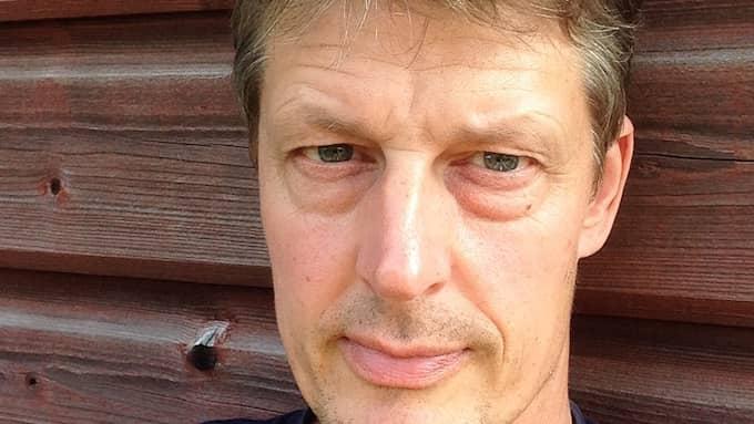 Markus Otterloo, Ubbhults Byalag. Foto: Privat