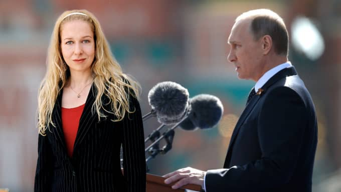 Att så framträdande företrädare ägnar sin tid åt just Sverige, just nu, är givetvis ingen slump. Det måste ses som slutspurten i en rysk kampanj för att stoppa vårt närmande till Nato, skriver Anna Dahlberg. Foto: AP.