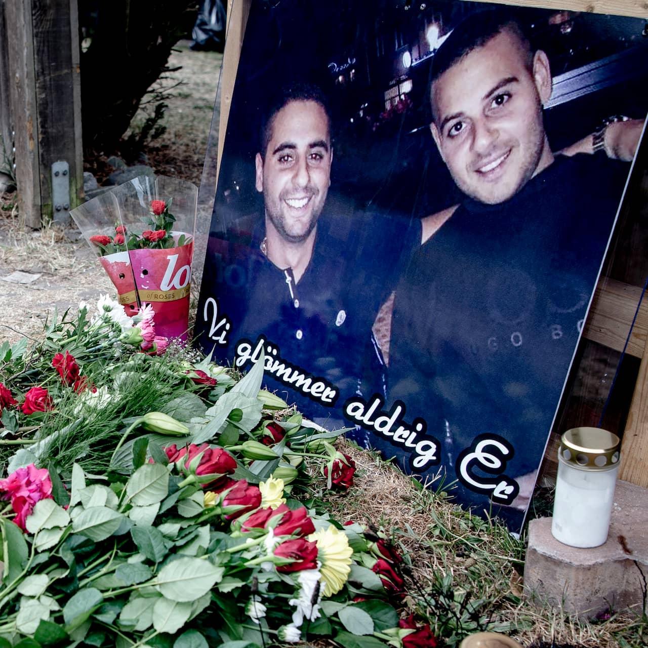 Bröderna Nabil och Chadi Abdallaha dödades i en skjutning.