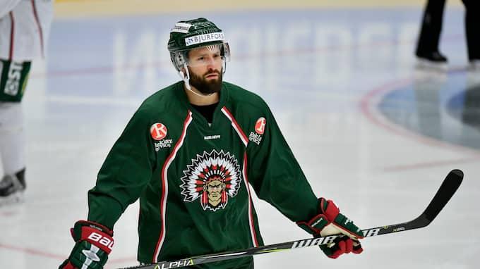 Mike Weber förlänger med Frölunda. Foto: /IBL / /IBL