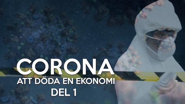 Corona: Att döda en ekonomi - Del 1