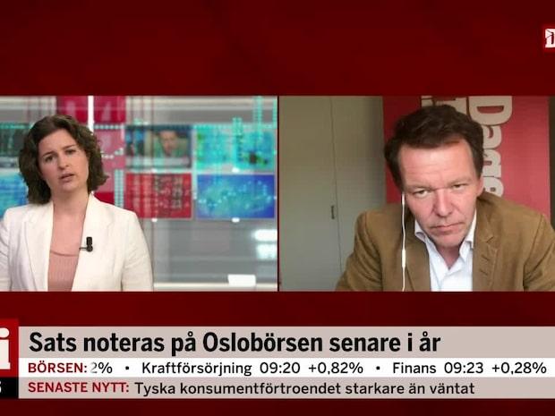 Gymkedjan Sats noteras på Oslobörsen senare i år