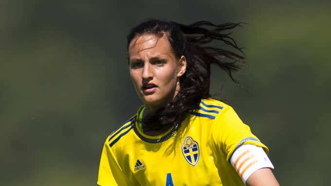 Nathalie Björn. Foto: ANDREAS SANDSTRÖM / BILDBYRÅN