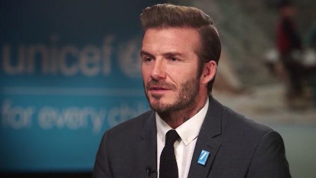 Beckham tillbakavisar ryktena