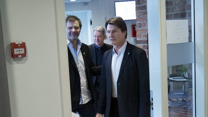 Martin Kurzwelly fick lämna jobbet som klubbdirektör i IFK Göteborg tidigare i vintras. Foto: Anders Ylander