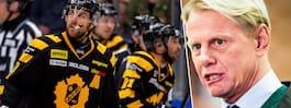 """Wikegård: """"Olyckligt för svensk hockey"""""""