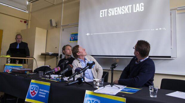 """Nyström: """"Man har byggt ett luftslott som kraschat"""""""