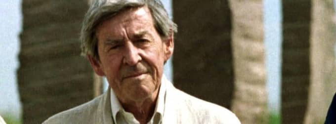 Hans Villius blev 88 år gammal. Foto: SVT
