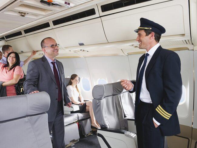 Det är inte alltid helt lätt att förstå vad piloterna säger.