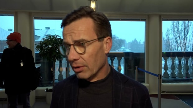 """Ulf Kristersson om """"hemliga avtalet"""": """"Det är förfärligt"""""""