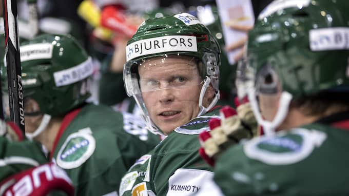 Ryan Lasch missade tre straffar i matchen. Foto: THOMAS JOHANSSON/TT / TT NYHETSBYRÅN