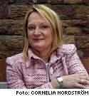 Författaren och journalisten Susanna Hakelius Popova